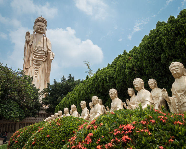 The Big Buddha at Fokuanghan