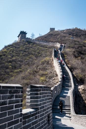 The Great Wall at Ju Yong Pass