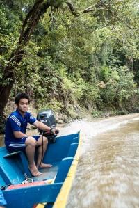 Longboat skipper