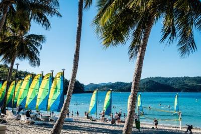 Hamilton Island - Hawaii wanna-be