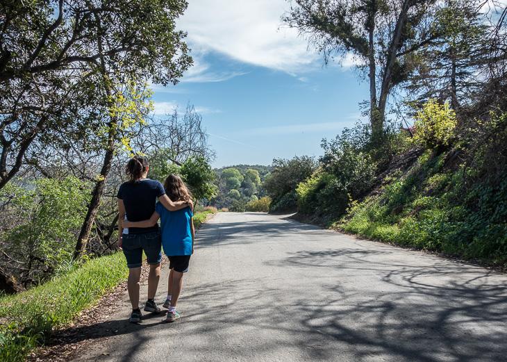 Scenes Along the Powder Canyon Trail
